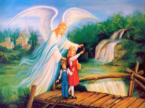 Thiên thần hộ mệnh là gì? Dấu hiện nhận thấy bạn có thần hộ mệnh