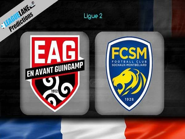 Dự đoán Guingamp vs Sochaux, 2h00 ngày 22/02