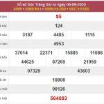 Dự đoán XSST 16/9/2020 chốt KQXS Sóc Trăng thứ 4