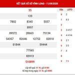 Dự đoán XSVL ngày 18/9/2020 – Dự đoán xổ số Vĩnh Long thứ 6