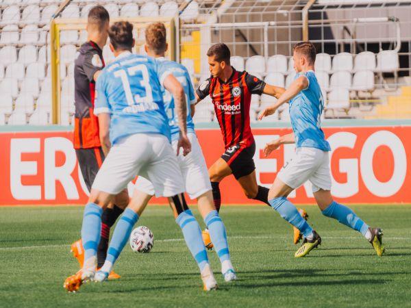 Nhận định kèo bóng đá Frankfurt vs Arminia, 19/9/2020