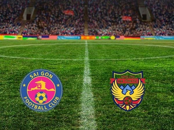 Dự đoán Sài Gòn vs Hà Tĩnh 19h15, 09/10 - V.League 2020