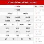 Dự đoán KQXSMB ngày 25/11/2020 – xổ số miền bắc hôm nay
