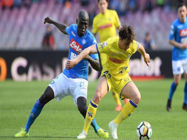 Dự đoán kèo Verona vs Napoli, 21h00 ngày 24/1 - Serie A