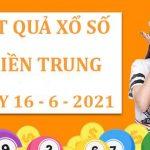 Dự đoán sổ xố Miền Trung thứ 4 ngày 16/6/2021