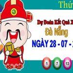 Dự đoán XSDNG ngày 28/7/2021 – Dự đoán KQ xổ số Đà Nẵng thứ 4