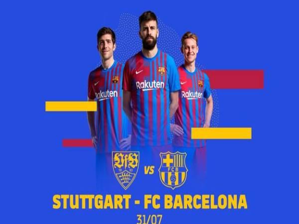 Dự đoán bóng đá Barcelona vs Stuttgart, 23h ngày 31/7