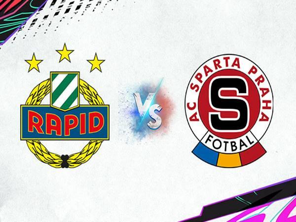 Dự đoán kèo Rapid Vienna vs Sparta Praha, 01h30 ngày 21/7
