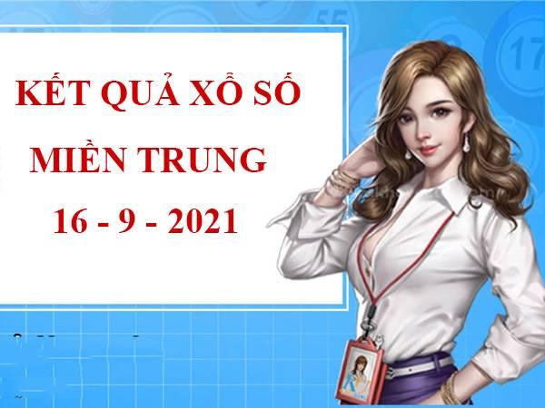 Dự đoán xổ số Miền Trung thứ 5 ngày 16/9/2021